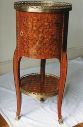 1 Table tambour de style Transition